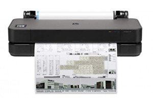Hp Designjet T210 Large Format Compact Up To 24 inch Media Rolls Black