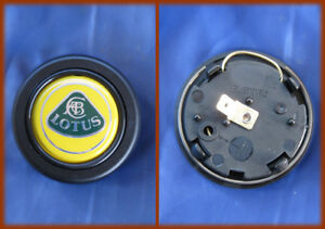 Lotus Horn Button For Racing Sport Steering Wheel Momo Omp Sparco