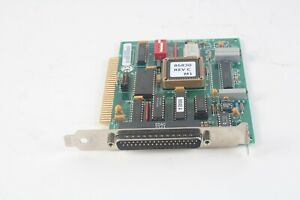 Keithley Instruments Das 800 8 Channel Analog Input Pc Isa Card Module 14317