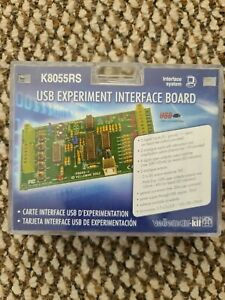 Velleman K8055rs Usb Experiment Interface Control Board Kit