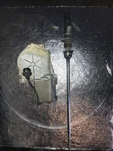 65 66 Corvette Complete Power Antenna Assembly Used Not Working
