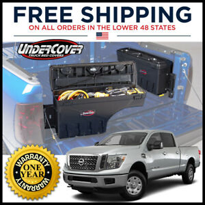 Undercover Swing Case Passenger Side Truck Bed Storage For Titan 16 21