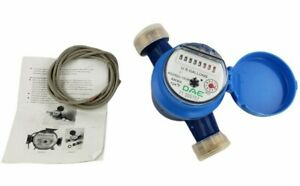 Dae As250u 100p 1 Water Meter Pulse Output Gallon For Parts Only