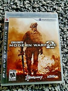 Lot Of 2 Call of Duty: Black Ops and Modern Warfare 2 PS3 PlayStation 3 $11.00