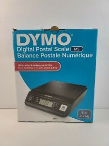 Dymo M5 Digital Postal Scale 5 Lb Weight Letters Packages Up To 5 Lbs