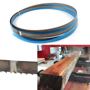 2490mm 13mm 6tpi Wood Cutting Band Saw Blade Replacement Premium Quality