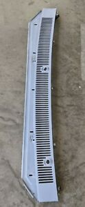 1964 67 Chevelle Gto 442 Cowl Grille Panel Used Oem Original Back Of Hood Fits 1966 Gto
