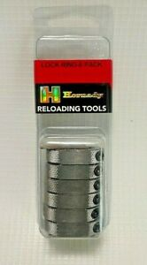 Hornady Reloading Tools Sure Loc Lock Ring 6 Pack 7 8quot; 14 tpi 44606 $35.95