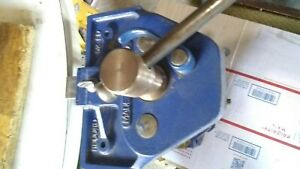 Record 8 Quick Release Vintage Under The Work Bench Vise