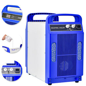 Cw 3000dg 8l Thermolysis Industrial Water Chiller For Cnc Laser Engraver Cutter