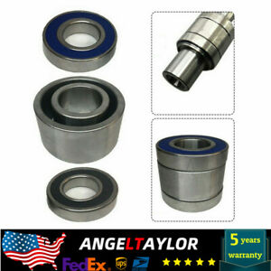 Cnc Bridgeport Milling Machine Parts Spindle Bearings Assembly 7207db P5 3 4