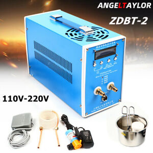 Induction Heater Induction Heating Machine High frequency Zvs Melting Furnace