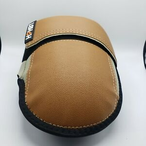 Hphst Leather Knee Pads One Size Fits All