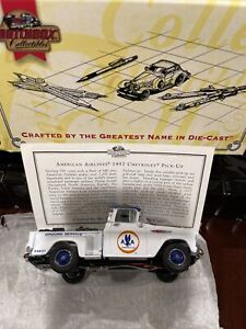 New Listingmatchbox American Airlines 1957 Chevy Pick Up Withcoa Box 143