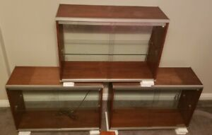 Herman Miller George Nelson Css Comprehensive Storage System Display Cabinets X3