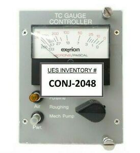 Varian Semiconductor Equipment 106539001 Tc Gauge Controller Vsea Working Spare
