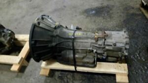 Automatic Transmission 06 Pathfinder 4x4 Shift On Fly 4wd W O Off Road Package