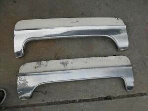 New Listing1950s Cadillac Oldsmobile Lincoln Packard Factory Rear Fender Skirts 2