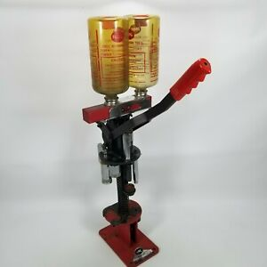 20 ga Mec 600 Jr. Reloading Press. Single Stage USED Red with Extra Wads $199.99