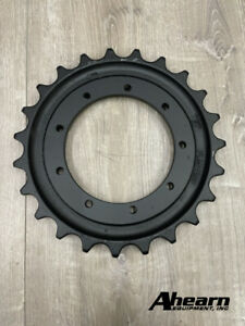 Ahearn Takeuchi Tb025 Rear Sprocket For Rubber Track Excavator Undercarriage
