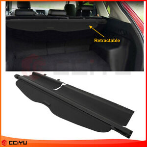 Cargo Cover Retractable Trunk Shield Privacy For Toyota Highlander 03 09 Sport