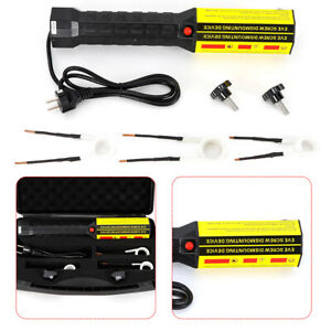 1000w Mini Ductor Magnetic Induction Heater Kit Automotive Flameless Heat 3coils