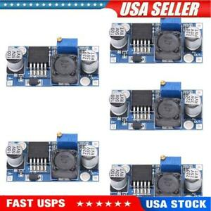 5x Dc dc 3a Buck Converter Adjustable Step down Power Supply Module Lm2596s