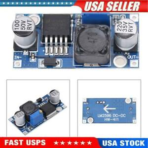 2x Dc dc 3a Buck Converter Adjustable Step down Power Supply Module Lm2596s