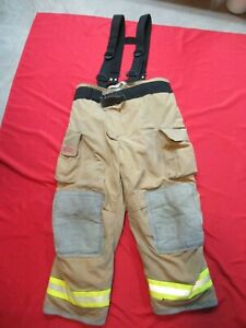 Mfg 2006 Globe Gxtreme 46 X 30 Firefighter Turnout Bunker Pants Fire Rescue