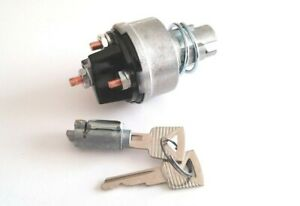 New Ignition Switch With Lock Cylinder Two Ford Style Keys