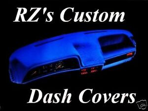 1985 1992 Pontiac Trans Am Firebird Dash Cover Mat All Colors Available