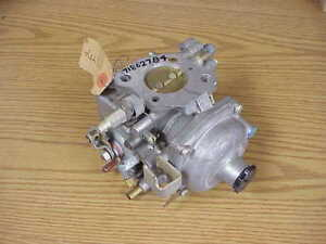 1971 1972 Plymouth Cricket Carburetor Nos Mopar Dual