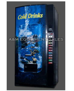 Royal 650 Drink Soda Vending Machine Accepts Can Bottle