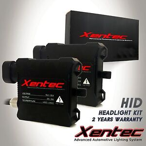 One Xentec 35w Xenon Hid Lights Kit S Replacement Ballast H1 H3 H4 H7 H10 H11