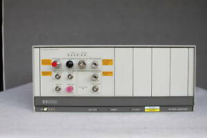Agilent Hp 70420a Phase Noise Test Set Opt 201 Up To 26 5 Ghz
