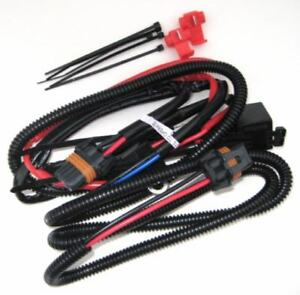 Mustang V6 Gt Fog Light Wiring Harness 2005 2009