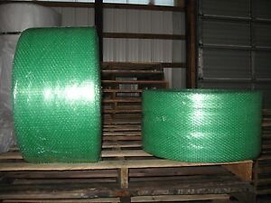 3 16 Small Recycled Green Bubble 12 X 600 Per Order Ships Free