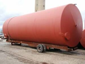 New 30 000 Gallon Carbon Steel Storage Tank