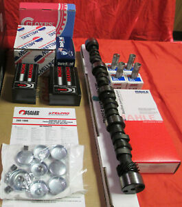 Chevy 348 Master Engine Kit Cam Rod Main Bearings Gaskets 1958 59 60 No Pistons