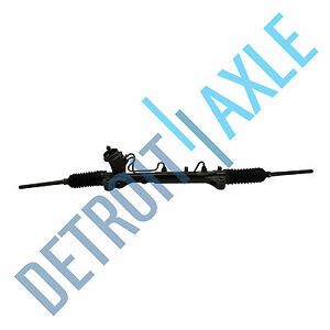 Complete Power Steering Rack And Pinion Assembly For 2001 2007 Ford Escape