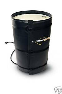 Powerblanket Bh55 pro 55 Gallon Drum Heater With Thermostat Spray Foam Rig Tool