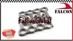 H Beam 800hp Falcon Connecting Rods 6 605 Ford 460 4340 Chromemoly Arp Capscrew