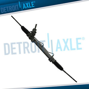 Complete Power Steering Rack And Pinion Assembly For 2004 2008 Chrysler Pacifica