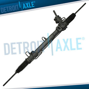 Complete Power Steering Rack And Pinion Assembly For Caravan Town
