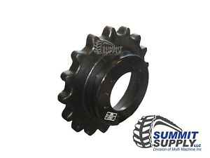 New Bobcat Rubber Track Drive Sprocket T140 T180 T190 free Shipping sp061