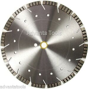 14 Diamond Saw Blade For Asphalt Concrete Brick Block Pavers Stone 12mm