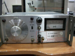 Pacific Electronic 250 a Ac Power Source