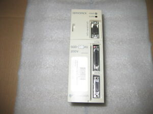 Yaskawa Sgd 01as Servopack Amplifier Used