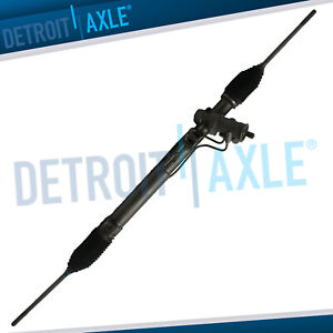 Complete Power Steering Rack And Pinion Gear Assembly For Chevrolet Camaro 1998