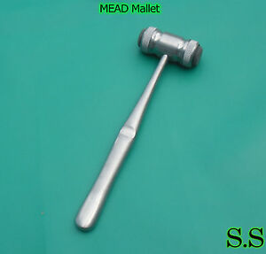 Mead Mallet 11 head 8oz Orthopedic Veterinary Instruments